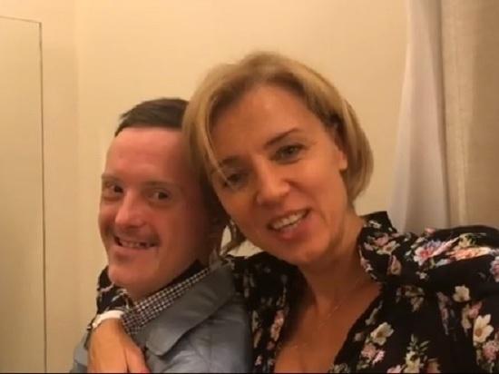 Алферова и Бероев рассказали о пополнении в семье