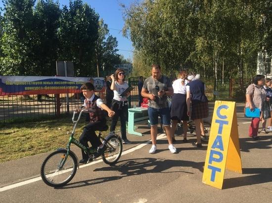 В Смоленске Пподведены итоги акции «Безопасное колесо – 2018»