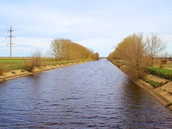 Центральная Азия испытывает недостаток водных ресурсов