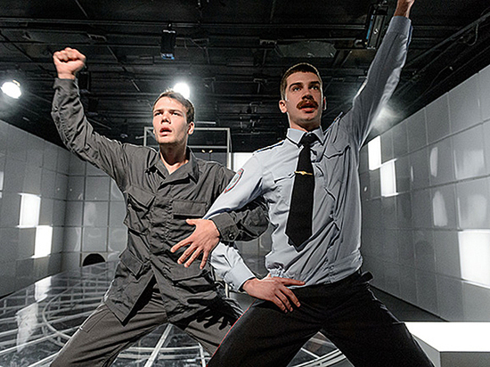 Первая премьера после ухода Дмитрия Брусникина: «Человек из Подольска. Сережа очень тупой»