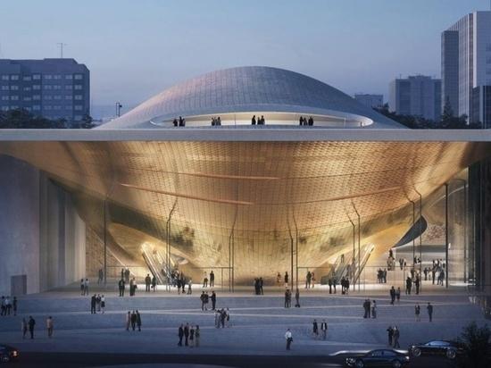 Проект нового зала филармонии уже вызвал споры