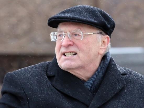 Жириновский отказался от мандата в заксобрании Кузбасса