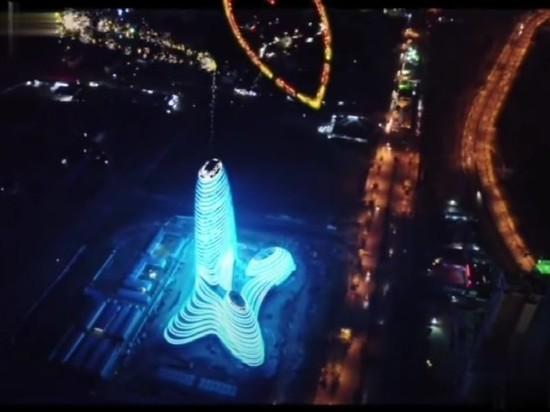 Китайский небоскреб раскритиковали за схожесть с пенисом
