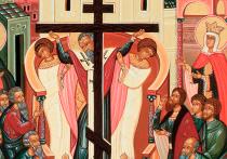 Сегодня, 27 сентября, православные верующие отмечают Воздвижение Креста Господня