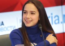 Российская фигуристка Алина Загитова установила мировой рекорд на предсезонном турнире в Германии