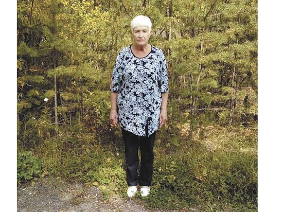 Бабушка с внуком, беженцы с Донбасса, наконец получили российское гражданство