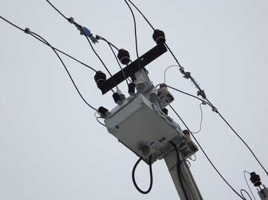 Филиал «Калугаэнерго» повышает надежность электросетевого комплекса Боровского района