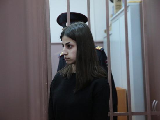 Ангелину Хачатурян освободили из-под стражи