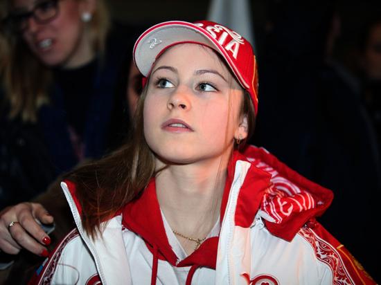 Завершившая карьеру Липницкая будет комментировать фигурное катание на телевидении