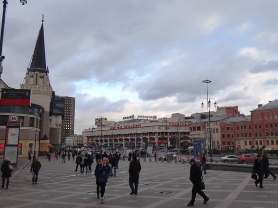 В центре Москвы порезали прохожего из-за отказа отдать кошелек