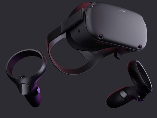 Facebook представила очки виртуальной реальности