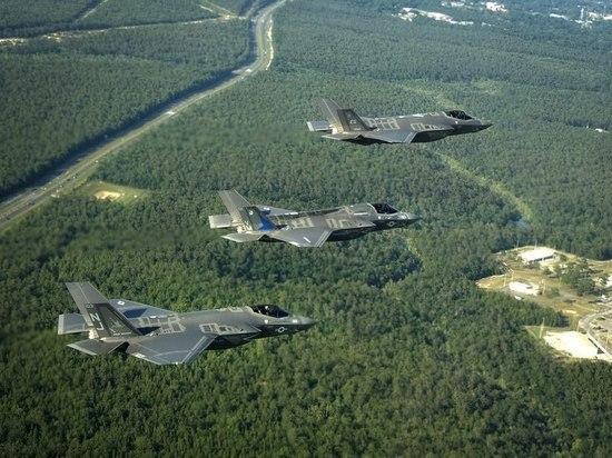 CNN: новейший американский F-35 нанес свои первые удары