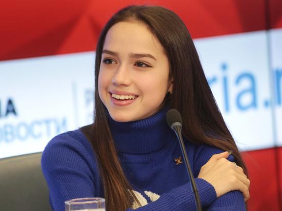 Алина Загитова установила новый мировой рекорд