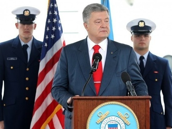 В Госдуме объяснили заявление Порошенко об укреплении альянса с США
