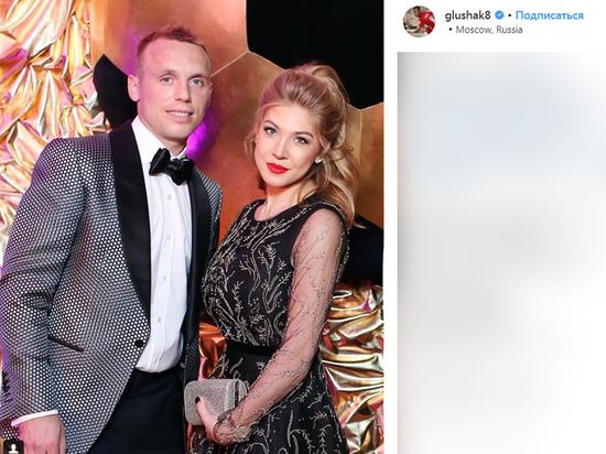 Тайный развод Глушакова: футболист рано или поздно приедет в суд
