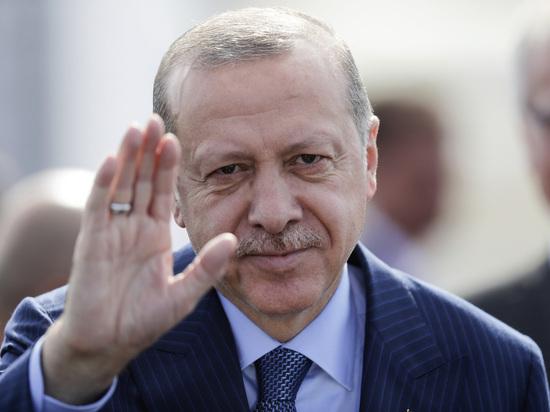 Эрдоган и Меркель заступились за российский газ перед Трампом