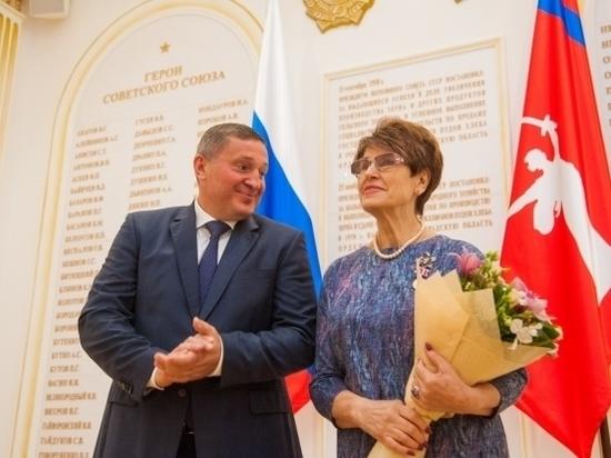 Галина Хорошева станет новым почетным гражданином Волгоградской области