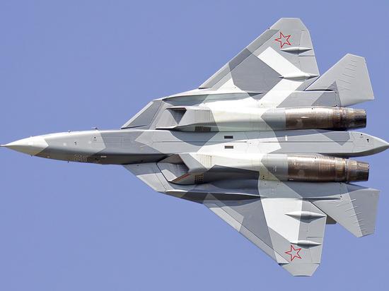 Су-57 будут представлять колоссальную угрозу даже для самых современных международных военных самолётов