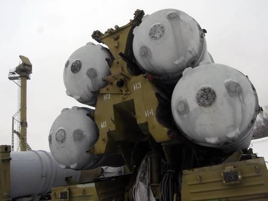 Поставки российских ЗРК С-300 Сирии уже начались