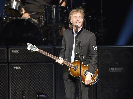 Маккартни признался, что Леннону нравилась всего одна его песня