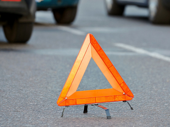 В Комсомольске-на-Амуре столкнулись четыре автомобиля, ранены пять человек
