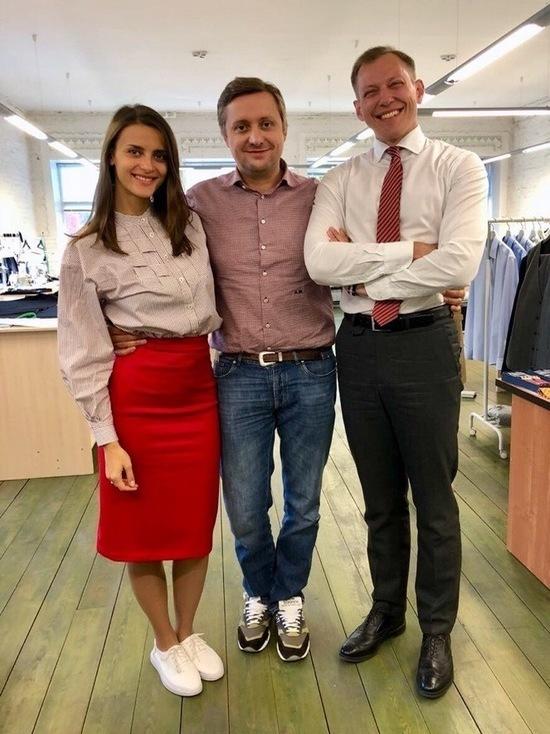 Сын Никиты Михалкова заказал рубашки у омских дизайнеров