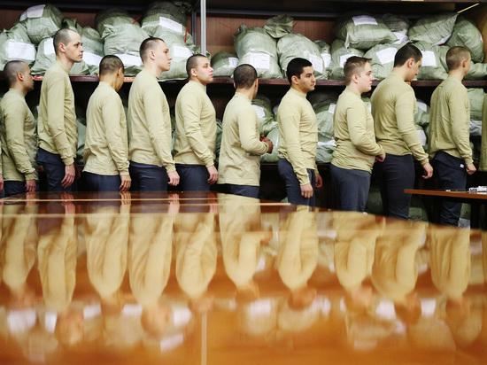 В России 1 октября начинается призыв на военную службу