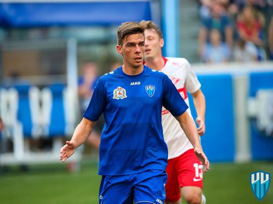 В ФК «Нижний Новгород» есть свой герой