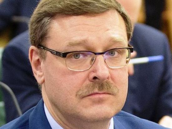 Косачев прокомментировал инцидент с авто росийских дипломатов в Киеве