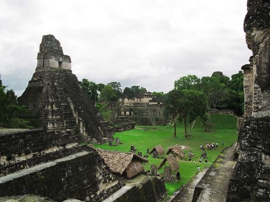 Специалисты предположили, что структура древнего общества была довольно сложной