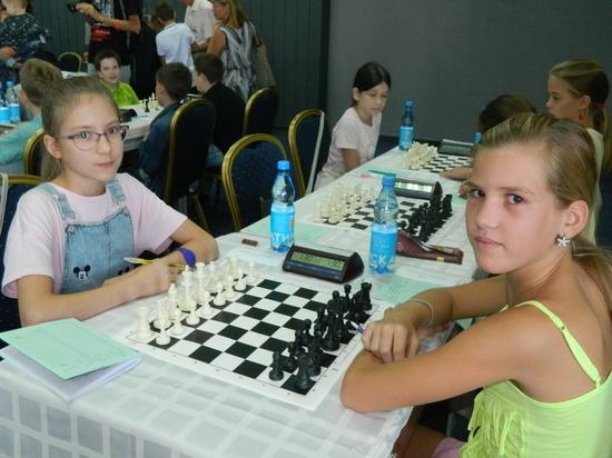 В Ялте проходит Всероссийский детский шахматный турнир