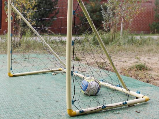 В Москве после падения футбольных ворот госпитализирован студент