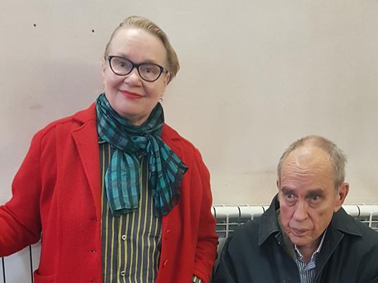 Финский режиссер Йорн Доннер вспомнил, как ехал в Хельсинки с Бродским