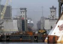 """Российское судно """"Севастополь"""" задержано в южной Корее в порту Пусан, передает РИА Новости со ссылкой на представителя Международной федерации транспортных рабочих на Дальнем Востоке"""