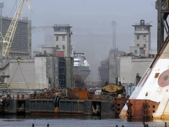 ВЮжной Корее из-за санкций США задержали российское судно