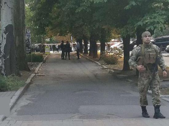 В Донецке прогремел взрыв на съезде компартии, есть раненые