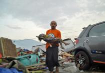 Судный день Сулавеси: жертвами стихии стали более 800 тысяч человек