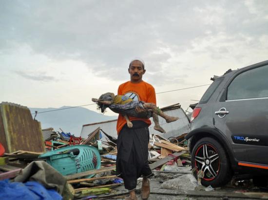 Судный день Сулавеси: жертвами стихии стали более 800 человек