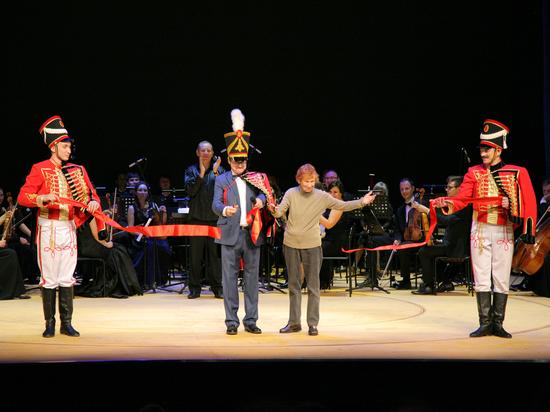 Театр Геннадия Чихачева обрел новую сцену