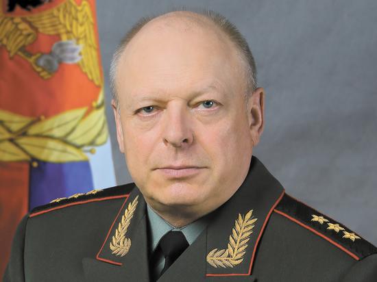 Главком Сухопутных войск генерал Салюков: