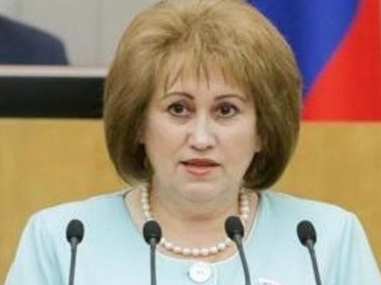 Депутат Ганзя попросила отдать собранные для нее деньги детдому