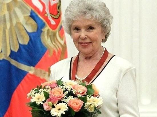 Путин поздравил актрису Веру Васильеву с 93-летием