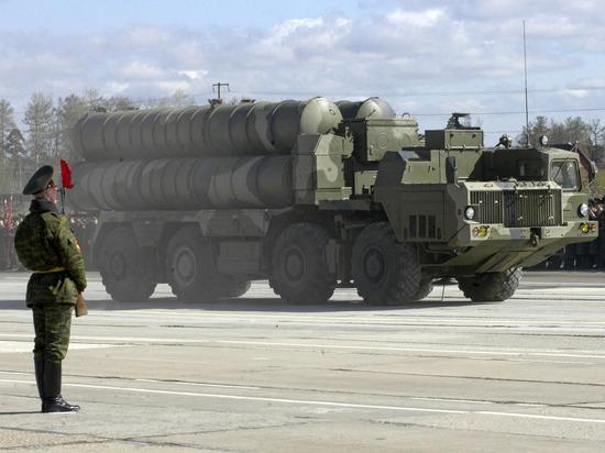 В Сирии оценили поставку С-300 из России