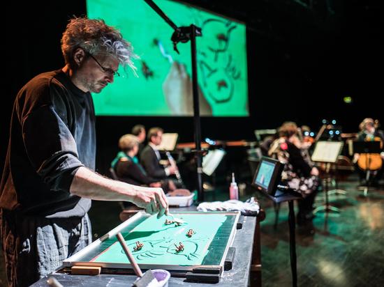 Как нюрнбергские музыканты и русский актер устроили «Карнавал животных»