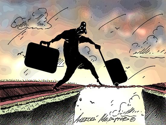 Кто валит в Америку: причины для эмиграции молодежи вызывают тревогу