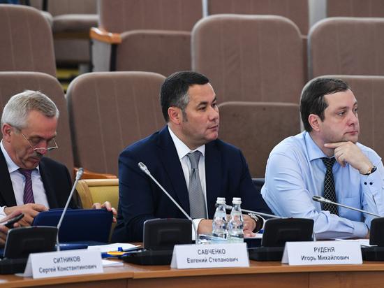 Игорь Руденя вошёл в 10-ку губернаторского рейтинга медиалогии
