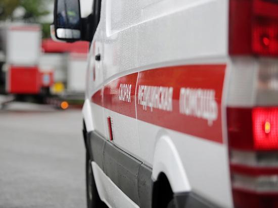 В Москве произошло ДТП с маршруткой и четырьмя авто: до 11 пострадавших