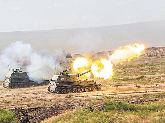 В России будет создан новый артиллерийский комплекс