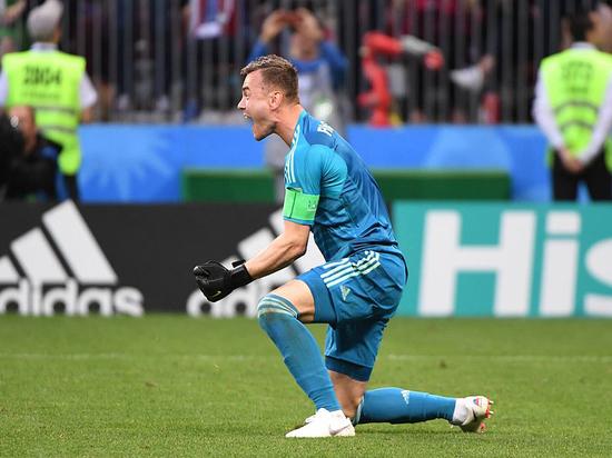 Реакция соцсетей на уход Акинфеева из сборной: «Игорь, зачем?!»