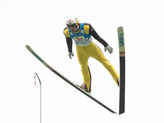 Трамплин: российский прыгун впервые стал победителем летнего Гран-при